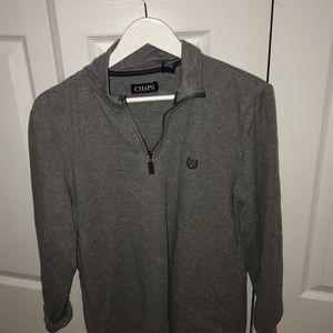 Chaps Quarter Zip Sweater